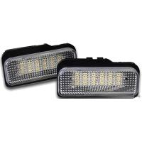 Feux de plaques Feu de plaque LED pour Mercedes classe C W203 - S203 - ADNAuto