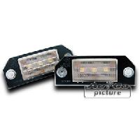 Feux de plaques Feu de plaque a LED pour Ford Focus -DA3- C-MAX - ADNAuto