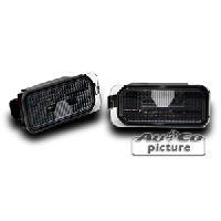 Feux de plaques Feu de plaque a LED pour Jaguar XF ap07 et XJ ap09 - ADNAuto