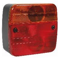 Feux de remorque Lanterne 4 Fonctions - Eclairage remorque - Spotlight