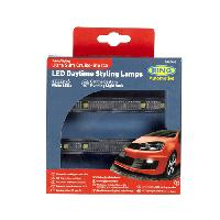 Feux diurnes - DRL 2 Feux diurnes a LED - Slim - Cruise Lite