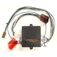 Fiche Alfa Romeo Adaptateur systeme actif ISO - Avec systeme Bose ou JBL