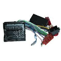 Fiche ISO Audi Fiches ISO Autoradio 4X40W pour Audi avec systeme amplifie ADNAuto