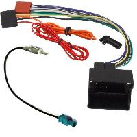 Fiche ISO Audi Kit Installation Autoradio KITCABLE-24 compatible avec Audi Seat Skoda VW