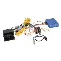 Fiche ISO BMW Adaptateur ISO Autoradio CANBUS compatible avec BMW ap05 + FM