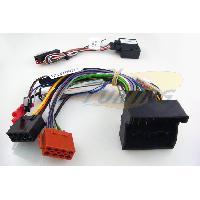 Fiche ISO BMW Faisceau compatible avec Bmw Serie 5 ap05 Iso ap Contact via can bus -antenne