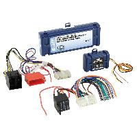 Fiche ISO Cadillac Adaptateur ISO OnStar compatible avec Cadillac CTS SRX 03-07