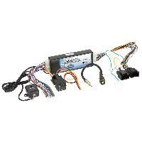 Fiche ISO Chevrolet Adaptateur Iso Autoradio OnStar Compatible avec GM 11Bit Lan