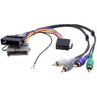 Fiche ISO Chrysler Fiches amplificateur origine compatible avec Dodge Chrysler