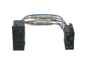 Fiche ISO Citroen Fiches ISO Autoradio - adaptateur BSI pour Citroen Peugeot - RAC6010 Caliber