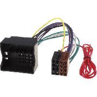 Fiche ISO Fiat Fiche ISO Autoradio AI57 compatible avec Fiat Qubo scudo Ulysse