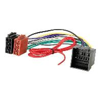 Fiche ISO Ford Fiches ISO Autoradio compatible avec Ford Fiesta Focus Ka+ Transit ap18