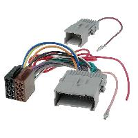 Fiche ISO Hummer Fiche ISO Autoradio AI55 compatible avec Hummer H1 H2 H3 Sans Ampli