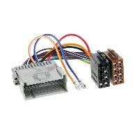 Fiche ISO Hummer Fiches ISO Autoradio pour HUMMER H2 03-08 H3 05-10 SANS AMPLI 4HP ISO Generique
