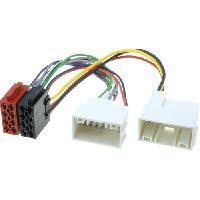 Fiche ISO Kia Adaptateur ISO Autoradio compatible avec HYUNDAI KIA ap10 - ADN-AI