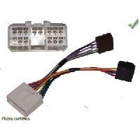 Fiche ISO Kia Faisceau autoradio compatible avec Kia Magentis 4HP ISO