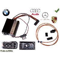 Fiche ISO Mercedes Interface fibre optique parrot mki pour pour BMW Mercedes Porsche OASI 2-0 Generique