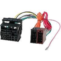 Fiche ISO Opel Faisceau Radio IA168 Compatbile avec Opel ap03 vehicule en ISO vers FAKRA
