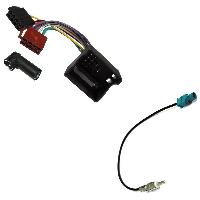 Fiche ISO Renault Kit Installation Autoradio KITCABLE-56 compatible avec Renault