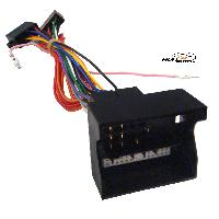 Fiche ISO Smart Fiches ISO Autoradio pour Smart ForFour - 4HP ISO FAKRA Generique
