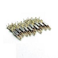Fiche ISO Universelles 10 Broches femelles compatible avec connecteur Mini-ISO Bleu jaune vert
