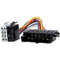 Fiche ISO Volvo Fiche ISO autoradio AI31 compatible avec Volvo 480 440 460