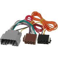 Fiche ISO installation autoradio Adaptateur ISO Autoradio AI52 ChryslerDodgeJeep ap08