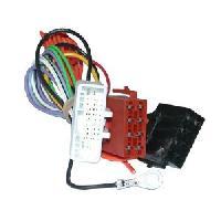 Fiche ISO installation autoradio Adaptateur ISO Autoradio compatible avec Subaru ap07