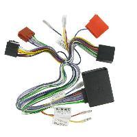 Fiche ISO installation autoradio Adaptateur systeme actif AI53AR01 compatible avec Alfa Romeo avec ampli
