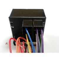 Fiches Audi Fiches ISO pour Audi A4 ap07 - 4x40W - systeme amplifie non Bose
