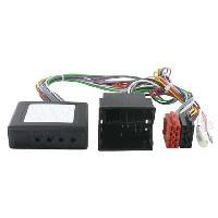 Fiches Audi RAH3237 - Fiches ISO Autoradio pour Audi A2 ap05 A3 ap07 A4 04-08 TT ap06 - Systeme BOSE - Caliber
