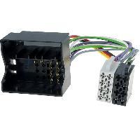 Fiches Citroen Adaptateur ISO Autoradio AI36 pour Citroen Peugeot ap04 Fakra