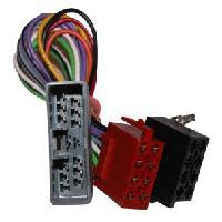 Fiches Citroen Fiches ISO Autoradio pour Citroen C-Crosser ap07