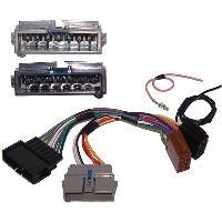 Fiches Dodge Fiches ISO Autoradio pour CHRYSLER DODGE JEEP RAM av02 - ADNAuto
