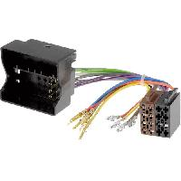Fiches Ford Adaptateur ISO Autoradio Fakra AI50 Universel pour BMW Citroen Ford Mercedes Opel Peugeot Skoda VW