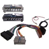 Fiches Jeep Fiches ISO Autoradio pour CHRYSLER DODGE JEEP RAM av02 - ADNAuto
