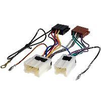 Fiches Nissan Fiche ISO Autoradio AI39 compatible Nissan ap03 - voir liste