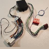 Fiches Nissan Fiche ISO Autoradio K350ZBOSE compatible Nissan 350Z Murano ap04 avec Ampli Bose