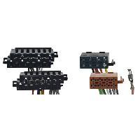 Fiches Volvo Fiches ISO Autoradio pour Volvo 740 760 ap91 850 av93 960 av92 - Caliber