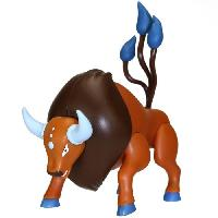 Figurine - Personnage Miniature Bandai - POKEMON -Figurines a fonctions 12 cm Tauros