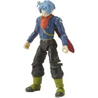 Figurine - Personnage Miniature DRAGON BALL - Serie 8 - Future Trunks+ Broly Part. 4