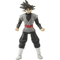 Figurine - Personnage Miniature DRAGON BALL - Serie 8 - Goku Black+ Broly Part. 6