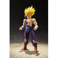 Figurine - Personnage Miniature Figurine Figuarts Dragon Ball- Son Gohan Super Saiyan