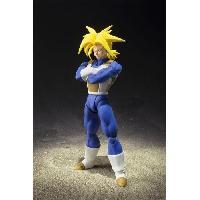 Figurine - Personnage Miniature Figurine Figuarts Dragon Ball- Super Saiyan Trunks
