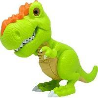 Figurine - Personnage Miniature JUNIOR MEGASAUR Stegosaurus