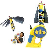Figurine - Personnage Miniature LES MINIONS Flying Heroes