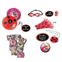Figurine - Personnage Miniature MIRACULOUS - Multipack Deviens Marinette et Ladybug + telephone magique