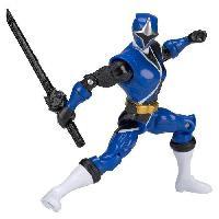 Figurine - Personnage Miniature POWER RANGERS - Figurine 12cm Ninja Steel Bleu