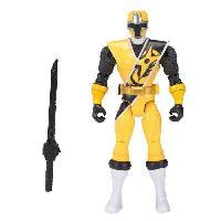 Figurine - Personnage Miniature POWER RANGERS - Figurine 12cm Ninja Steel Jaune