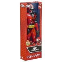Figurine - Personnage Miniature POWER RANGERS - Figurine 30cm Ninja Steel Rouge